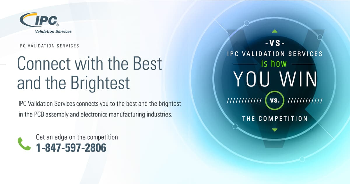 IPC Validation Services - Connect with the Best and the